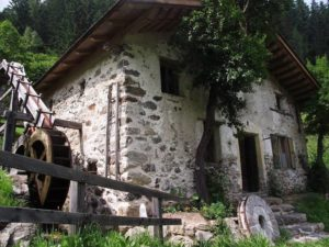 mulino ad acqua Ronco Cainari