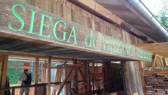 segheria idraulica alla veneziana di Valzanca